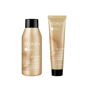Redken Mini Kit All Soft Shampoo 50 ml + Conditioner 30 ml