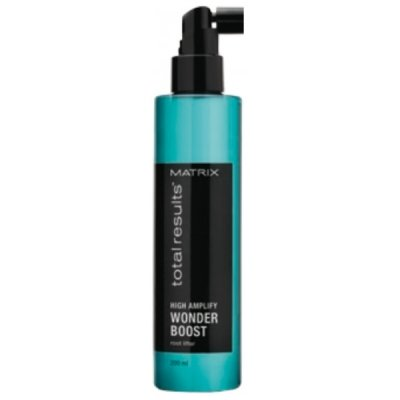 NEW Matrix Total Results High Amplify Miracle Styler Wonder Boost 250ml