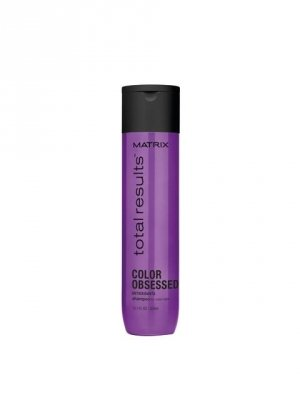 NEW total results color obsessed shampoo 300 ml