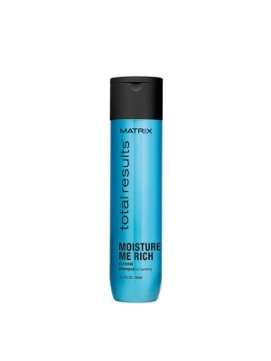 NEW total results moisture shampoo 300 ml